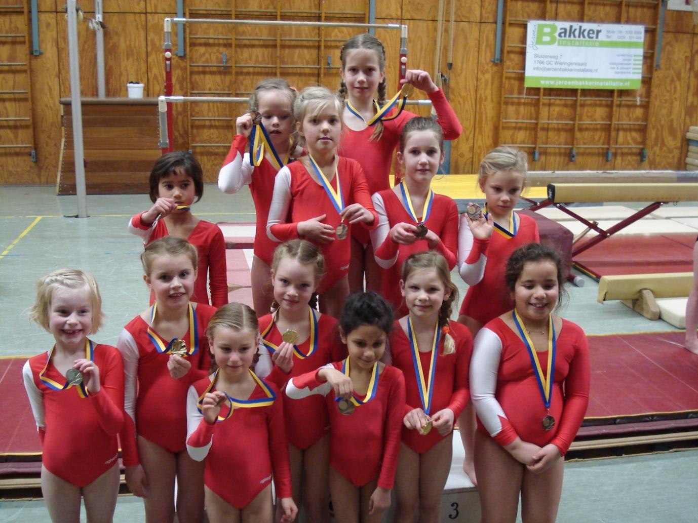 gymnastiekvereniging olympia